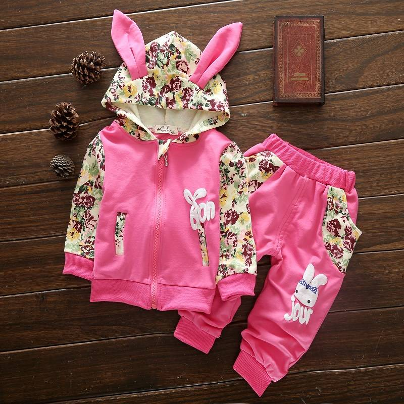 Baby Girl's Cute Clothing Sets Baby Clothing Sets cb5feb1b7314637725a2e7: as picture